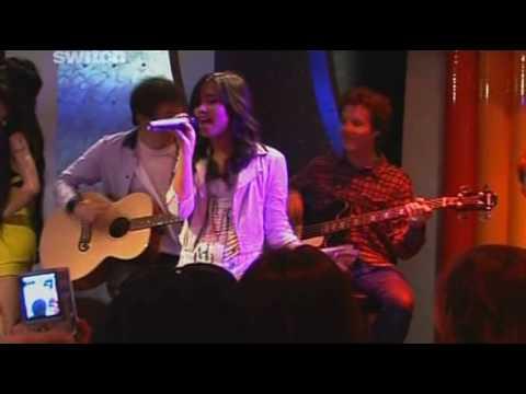 Demi Lovato La la Land - 05.30.09 Sound bbc Live 30.5.2009