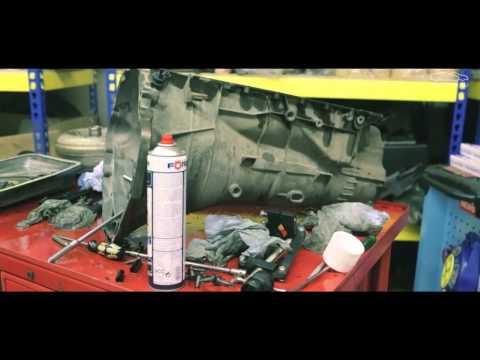 Ремонт коробки передач от BMW