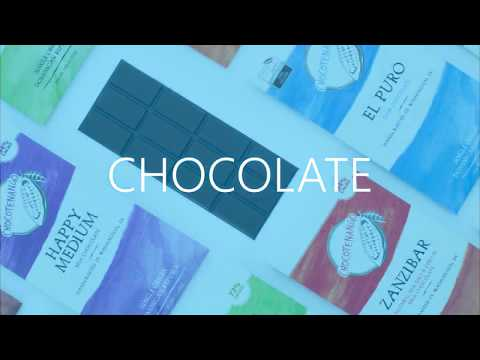 Chocotenango Chocolate Made in Washington DC