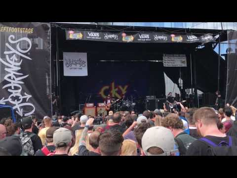 "CKY - ""96 quite bitter beings"" live"