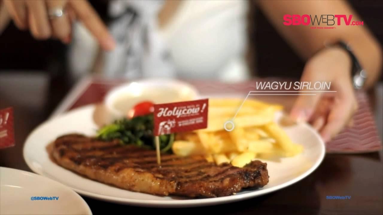 Steak Nagihin Ala Wagyu Sirloin