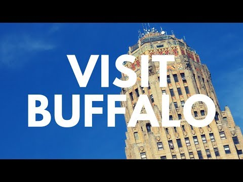 Visit Buffalo: A Weekend in Buffalo