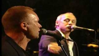 Mark knopfler,Eric clapton,sting,Phil collins - Money for Nothing