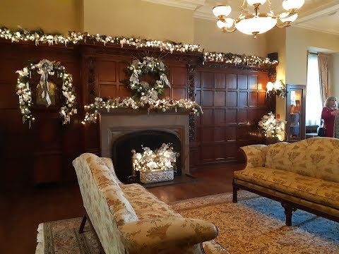 WILLISTEAD MANOR, WINDSOR, ONTARIO - CHRISTMAS 2018 TOUR   THE DAILY DEE