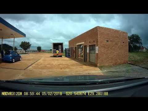 Drive into Filabusi from main road