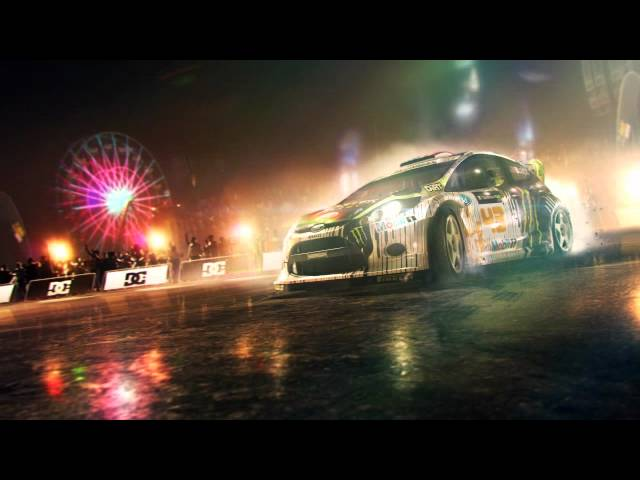 Dirt Showdown trailer impressions