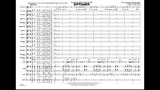 September arranged by Mark Taylor