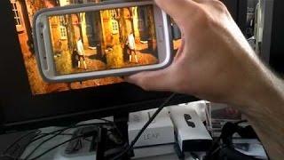 Oculus Rift Caseiro Pra PC - Como fazer um oculos rift com um celular e um cardboad do google