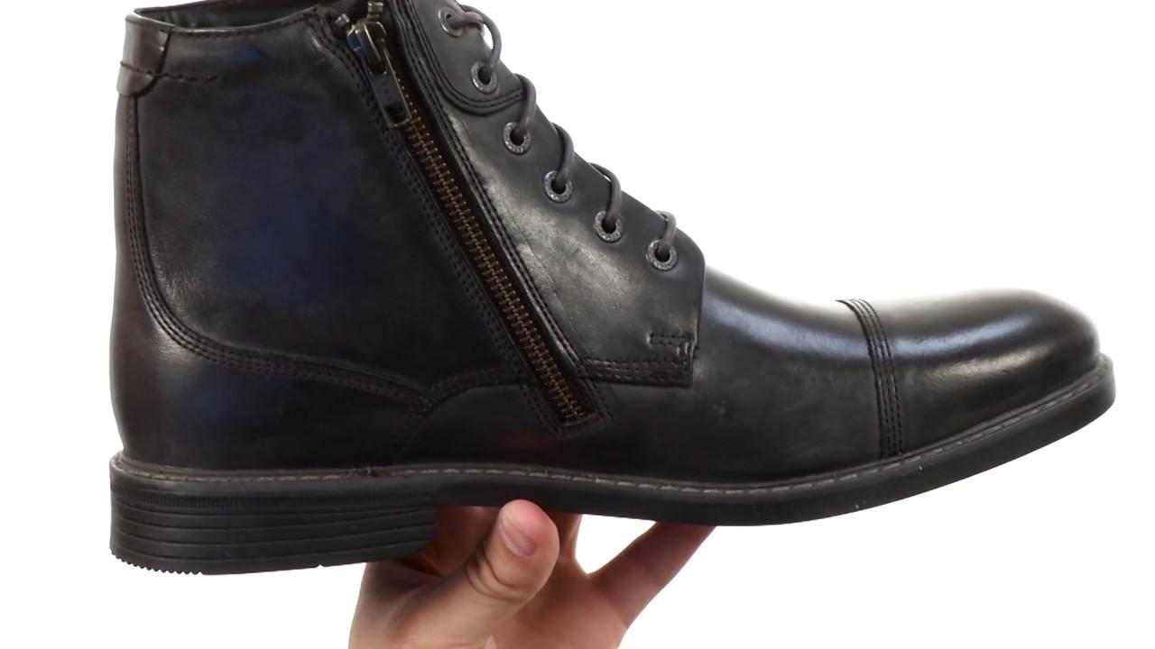 Classic Break Cap Toe Zip Boot Rockport q5pvkbFm