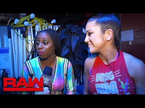WWE Raw: 5 possible feuds for Naomi post Superstar Shake-Up