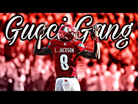 Lamar Jackson    Gucci Gang    Cards    Mix