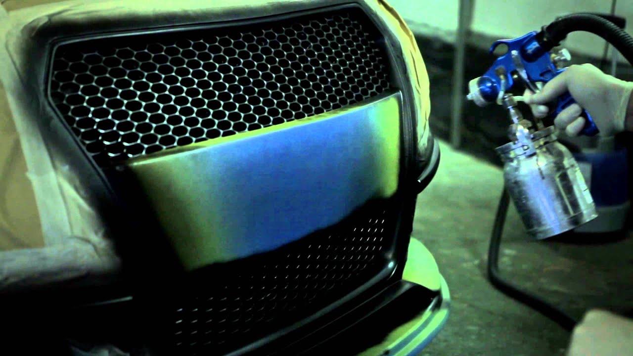 Liquid Wrap Plasti Dip An Audi Tt Youtube
