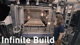 Infinite Build - Industrial Scale 3D Printer