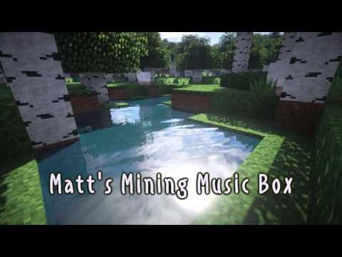 Matt's Mining Music Box -- Background/Harp/Violin -- Royalty Free Music