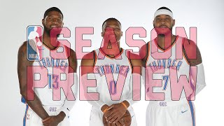 NBA Season Preview Part 1 - The Starters