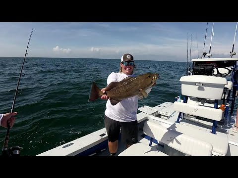 Gag Fishing Crystal River Florida October 2019