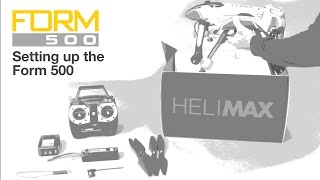 Helimax FORM500 Utility Drone RTF Video