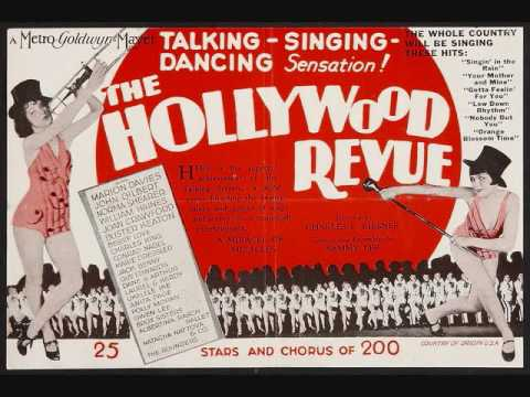 Hollywood Revue of 1929 Overtune Disc & Exit Music, Audio Only