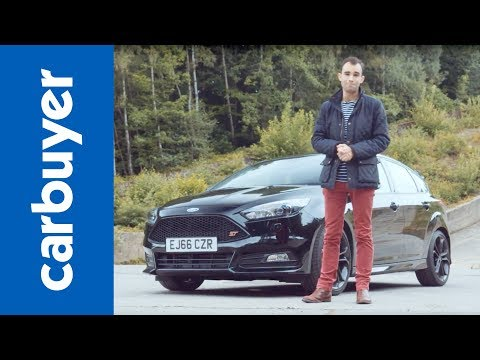 Ford Focus ST review 2017 – Is this the world's best hot hatch all-rounder? – Carbuyer