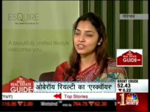 Ms. Reema Kundnani speaks about Esquire by Oberoi Realty