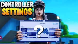 I have 2200+ Wins... Here are my settings (Best Controller Settings)