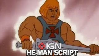 IGN News - He-Man Director Blown Away By