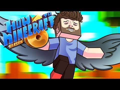 """""""ELYTRA TIME!!"""" - How To Minecraft: Season 6 Experience 39"""