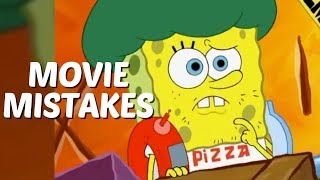 Spongebob Sentimental Sponge Mistakes You Didn't Notice | Squarepants Goofs