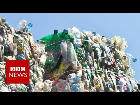 Why China doesn't want your waste anymore - BBC News