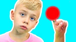 Boo Boo Song | Песенка для детей | Развивающие песенки для детей