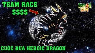 ✔️YEAHHH $ TOP 1 CUỘC ĐUA HUYỀN THOẠI !! - Dragon City Game Mobile Android, Ios #386