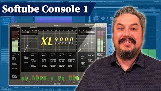 Softube Console 1 update including the new SSL 9000 XL-Series
