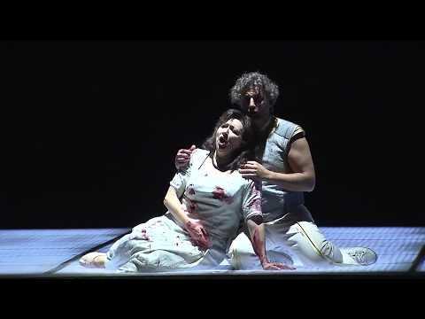 Jonas Kaufmann, Krassimira Stoyanova (final Act Of AIDA Giuseppe Verdi)