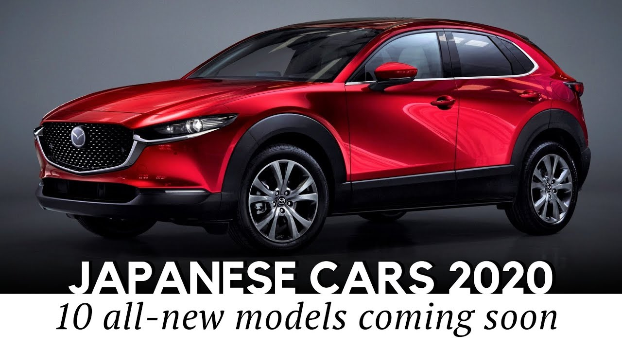 10 New Japanese Cars That Will Be Upholding Reliability Standards
