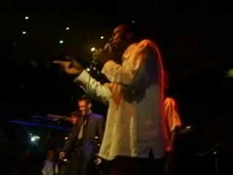 Heptones & BDF Band - Country Boy (Live!) - Jazz Cafe, London 20 March 2009