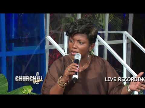 Tanzanian Gospel artist Christina Shusho