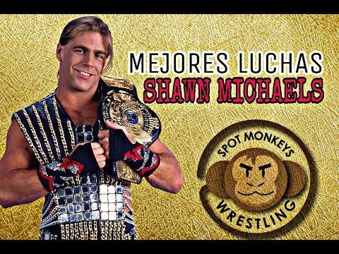 Las 10 Mejores Luchas de Shawn Michaels | Especial 10 K