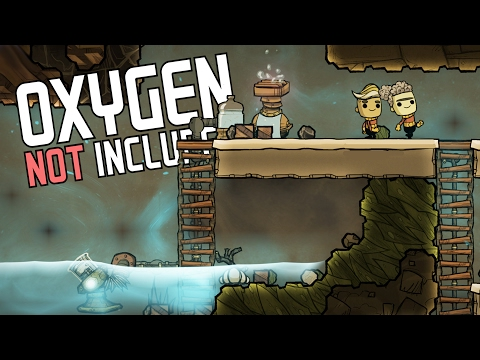 Electrolyzer Ultimate Oxygen Generation + Food Farm - Oxygen Not Included Gameplay Highlights Part 3