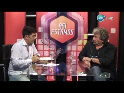 Entrevista al artista plástico Sergio Álvarez Frugoni