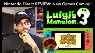 Animal Crossing & Luigi