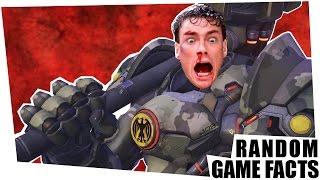 Metal Gear van Damme, Zombie-Santa & komische japanische Namen - Random Game Facts #72