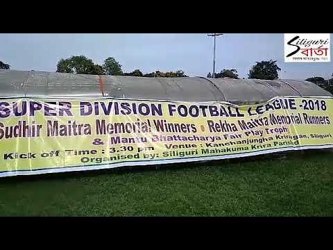 Super Division Football League -2018 started at Kanchanjunga Stadium