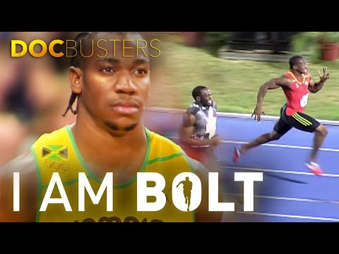 Blake Challenges Bolt In 2012 | I AM BOLT
