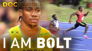 Download Blake Challenges Bolt In 2012 | I AM BOLT Mp3 and Videos