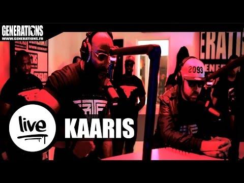 Youtube: Kaaris – Je Remplis L'Sac 2 / Je Bibi 2 (Live des studios de Generations)