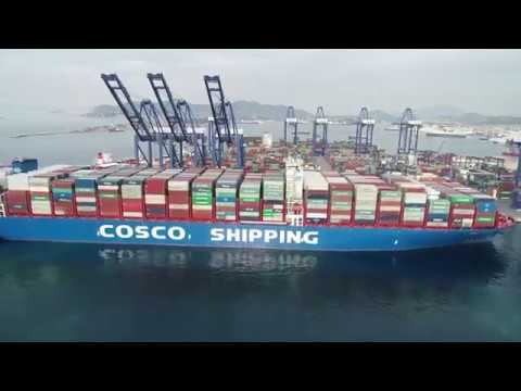 COSCO SHIPPING TAURUS – COSCO SHIPPING Lines (Greece) SA