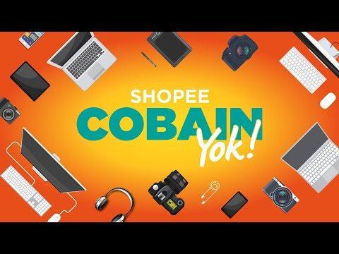 SHOPEE COBAIN YOK Episode 2: Headphone Asik Buat Dengerin Musik