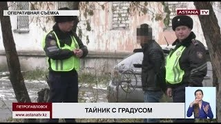 Склад контрафактных сигарет и алкоголя нашли у жительницы Петропавловска
