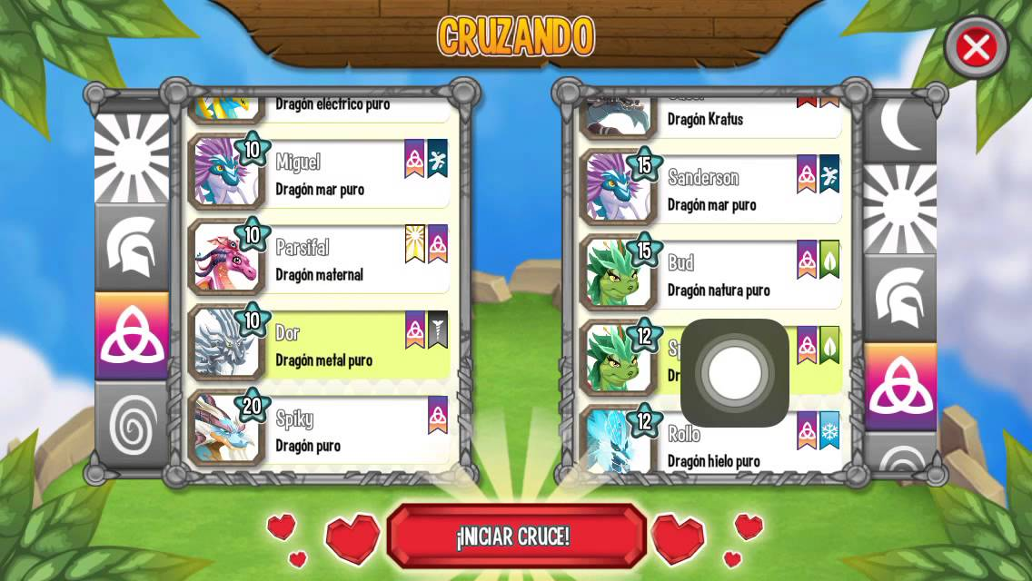 how to get pure dragon in dragon city 2015