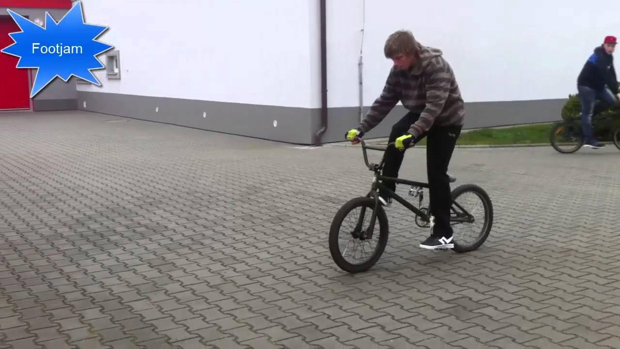 bmx tricks easy
